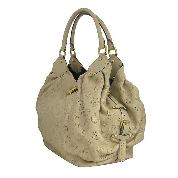 Louis Vuitton(루이비통) M93819 모노그램 마히나 L 사이즈 숄더백 [동대문점] 이미지2 - 고이비토 중고명품