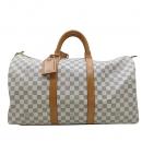 Louis Vuitton(루이비통) N41430 다미에 아주르 캔버스 키폴 50 여행용 보스턴 토트백 [인천점]