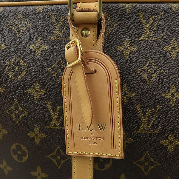 Louis Vuitton(루이비통) M40223 모노그램 캔버스 포르테 다큐먼트 보야지 GM 토트백 + 숄더 스트랩 [강남본점] 이미지4 - 고이비토 중고명품
