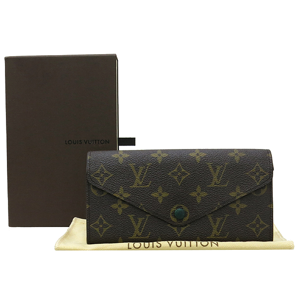 Louis Vuitton(루이비통) M60139 모노그램 캔버스 조세핀 월릿 장지갑 [강남본점]