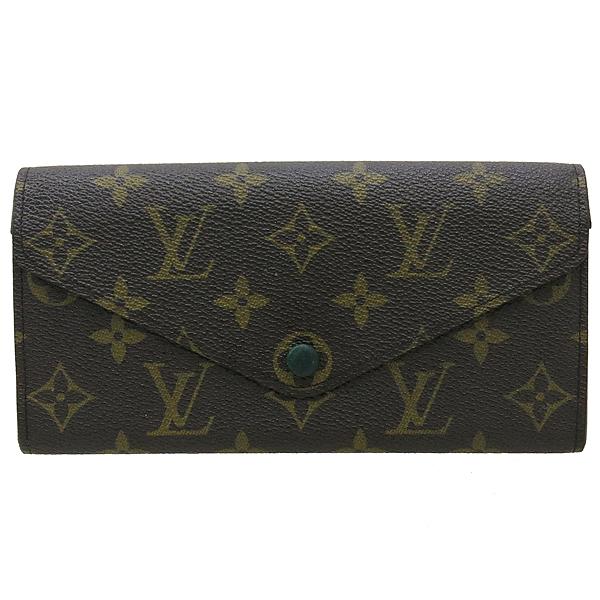 Louis Vuitton(루이비통) M60139 모노그램 캔버스 조세핀 월릿 장지갑 [강남본점] 이미지2 - 고이비토 중고명품