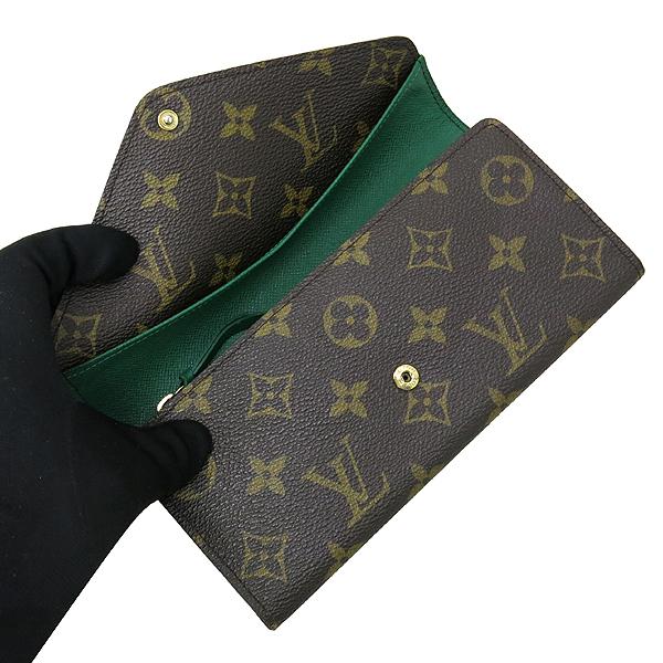 Louis Vuitton(루이비통) M60139 모노그램 캔버스 조세핀 월릿 장지갑 [강남본점] 이미지6 - 고이비토 중고명품