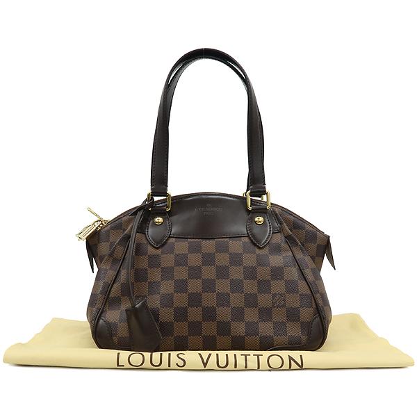 Louis Vuitton(루이비통) N41117 다미에 에벤 캔버스 베로나 PM 토트백 [강남본점]