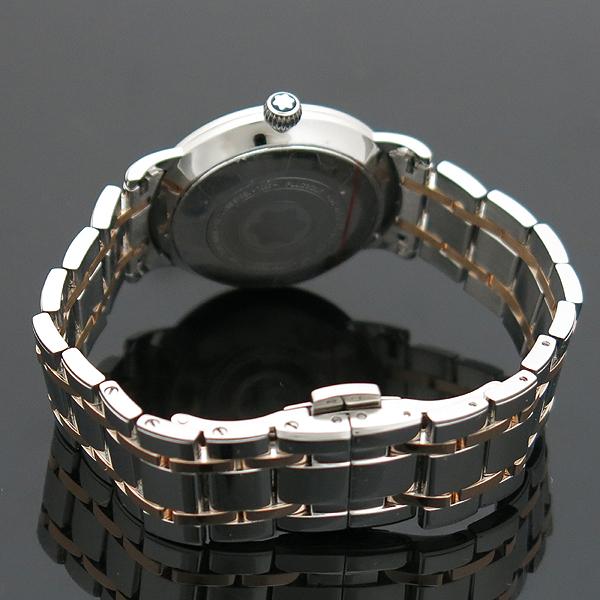 Montblanc(몽블랑) 110304 스타클래식 레이디 11포인트 다이아 30mm 18K 콤비 쿼츠 여성용 시계 [인천점] 이미지5 - 고이비토 중고명품
