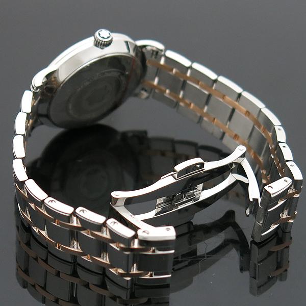 Montblanc(몽블랑) 110304 스타클래식 레이디 11포인트 다이아 30mm 18K 콤비 쿼츠 여성용 시계 [인천점] 이미지6 - 고이비토 중고명품