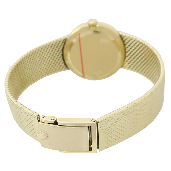 Rolex(로렉스) 4109 18K 옐로우 금통 CELLINI(첼리니) 수동 남여 공용 시계 [강남본점] 이미지3 - 고이비토 중고명품