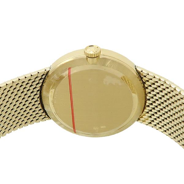 Rolex(로렉스) 4109 18K 옐로우 금통 CELLINI(첼리니) 수동 남여 공용 시계 [강남본점] 이미지4 - 고이비토 중고명품