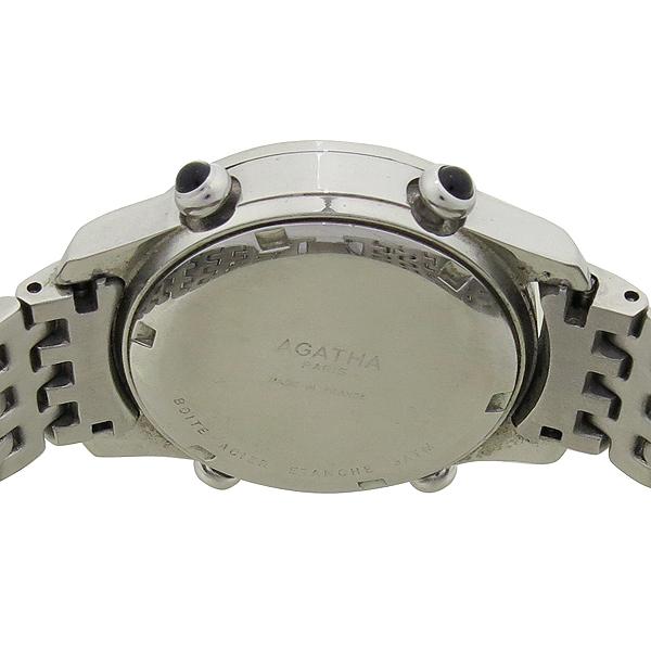 Agatha(아가타) 베젤 장식 크로노 여성용 시계 [강남본점] 이미지4 - 고이비토 중고명품