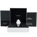 Chanel(샤넬) H3705 J12 쿼츠 화이트 세라믹 여성용 시계 [강남본점]