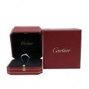 Cartier(까르띠에) B4032500 18K 화이트골드 3포인트 다이아 러브링 반지 - 11호 [부산센텀본점]