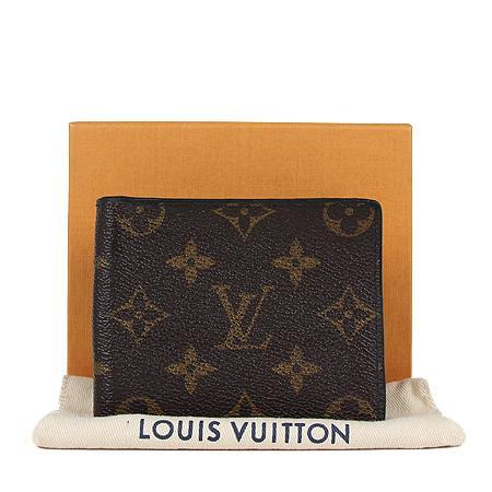 Louis Vuitton(루이비통) M42139 모노그램 마카사 팡스 월릿 머니클립[광주1] 이미지2 - 고이비토 중고명품