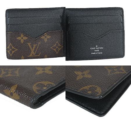 Louis Vuitton(루이비통) M42139 모노그램 마카사 팡스 월릿 머니클립[광주1] 이미지5 - 고이비토 중고명품