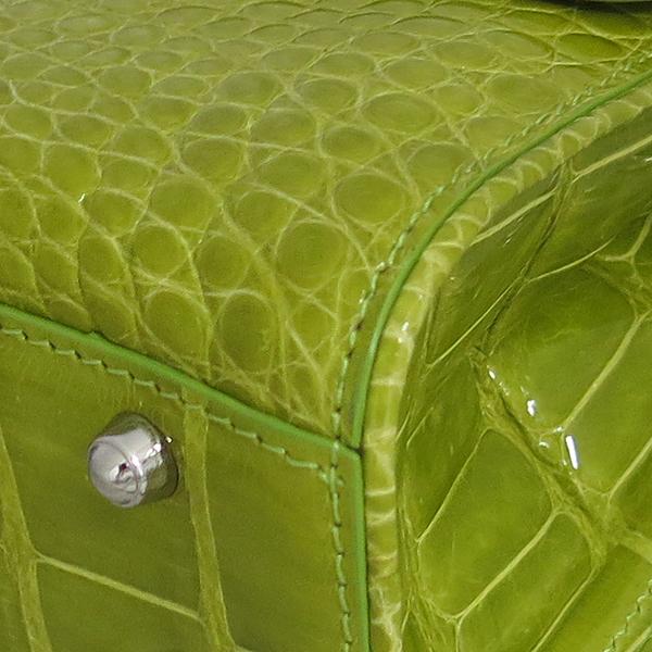 HORMIGA (호미가) CSP2709 라임 컬러 크로커다일 3WAY [대전본점] 이미지5 - 고이비토 중고명품