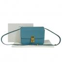 Celine(셀린느) 164173YLH Antarctic 컬러 클래식 박스 미듐 숄더 겸 크로스백 [동대문점]