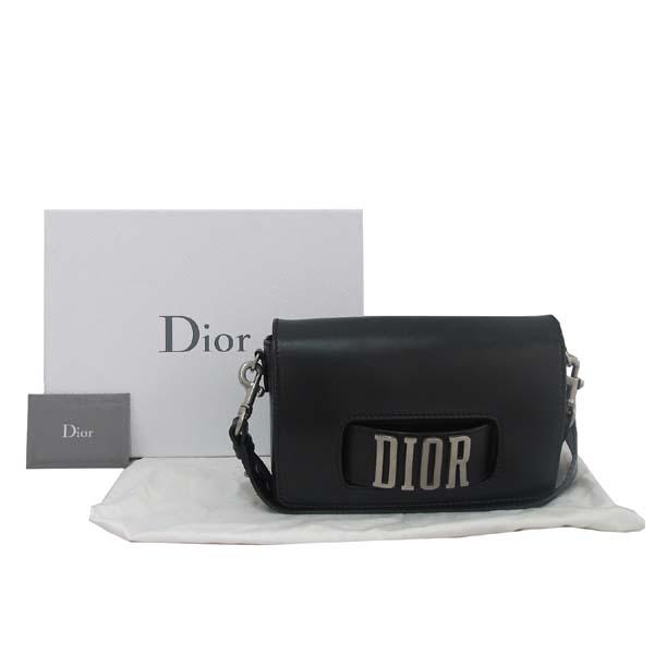 Dior(크리스챤디올) M8000VVQV/900 블랙컬러 레더 레볼루션 플랩 숄더백 [대구반월당본점]