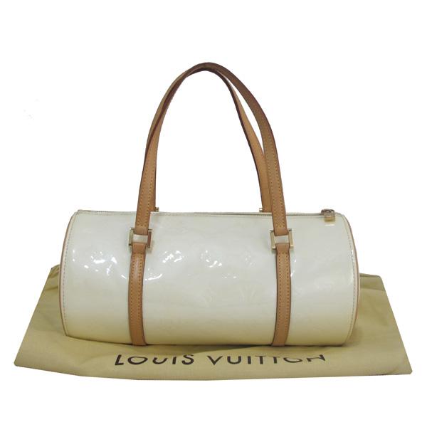 Louis Vuitton(루이비통) M91123 모노그램 베르니 베이지 베드포드 원통 토트백 [대구반월당본점]