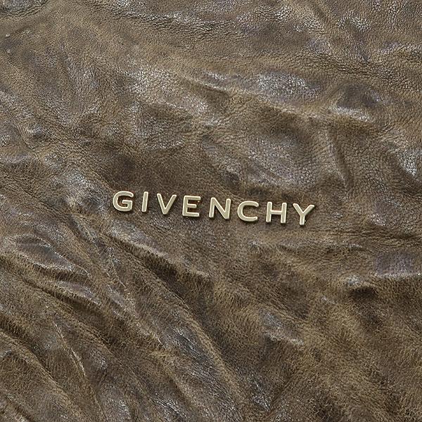 GIVENCHY(지방시) PANDORA(판도라) 링클 램스킨 S사이즈 토트백 + 숄더스트랩 2WAY [강남본점] 이미지4 - 고이비토 중고명품