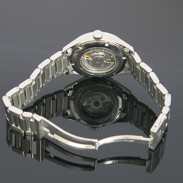 Tag Heuer(태그호이어) WAR201C 칼리버5 CARRERA(까레라) 데이 데이트 시스루백 오토매틱 스틸 남성용 시계 [동대문점] 이미지4 - 고이비토 중고명품