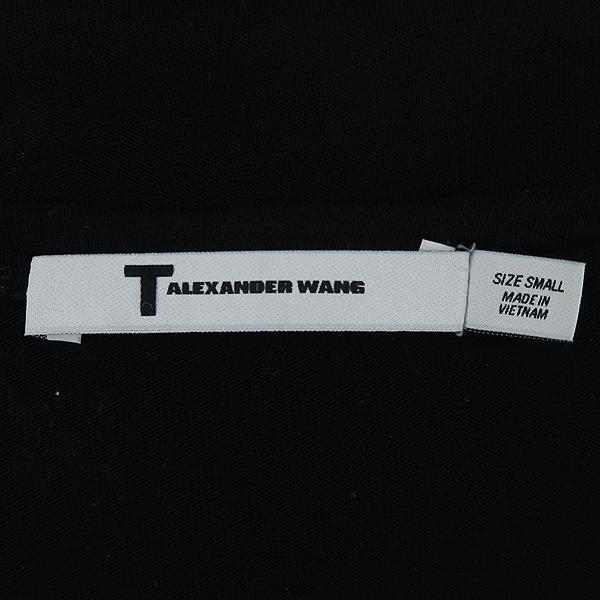 Alexanderwang(알렉산더 왕) 레이온 100% 블랙 컬러 여성용 민소매 티 [강남본점] 이미지5 - 고이비토 중고명품