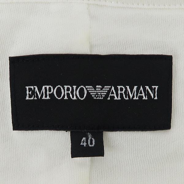 Emporio Armani(엠포리오 아르마니)  여성용 롱 가디건 [강남본점]