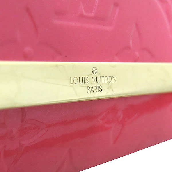 Louis Vuitton(루이비통) M90274 모노그램 베르니 핑크 포쉐트 아나 클러치 겸 크로스백 [부산센텀본점] 이미지4 - 고이비토 중고명품