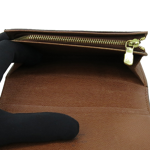 Louis Vuitton(루이비통) M61736 모노그램 캔버스 트레조 월릿 중지갑 [강남본점] 이미지2 - 고이비토 중고명품