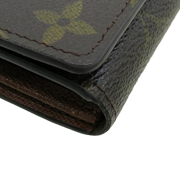 Louis Vuitton(루이비통) M61736 모노그램 캔버스 트레조 월릿 중지갑 [강남본점] 이미지4 - 고이비토 중고명품