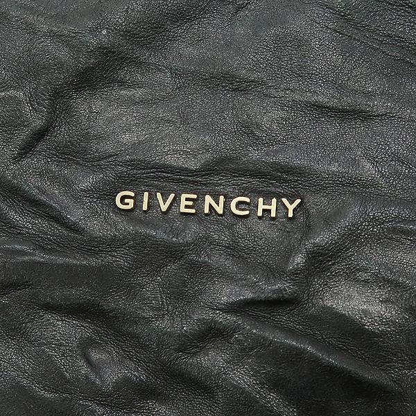 GIVENCHY(지방시) 램스킨 링클 블랙 컬러 판도라 L사이즈 2WAY [강남본점] 이미지4 - 고이비토 중고명품