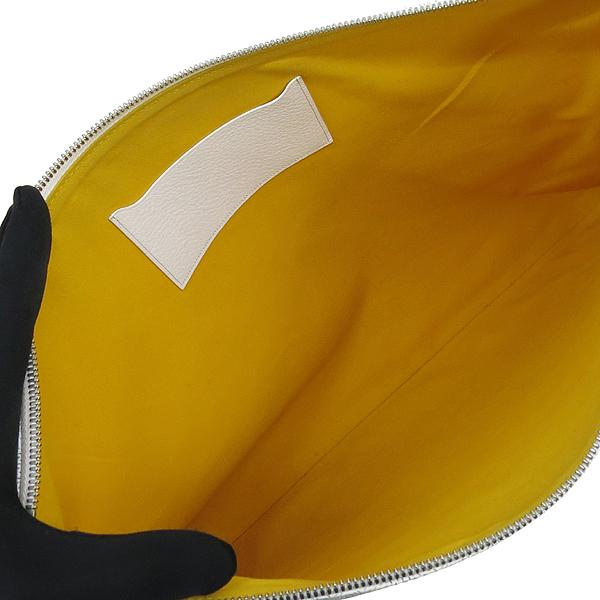 GOYARD(고야드) 스페셜 화이트 컬러 SENAT(세나) GM 클러치 [강남본점] 이미지5 - 고이비토 중고명품