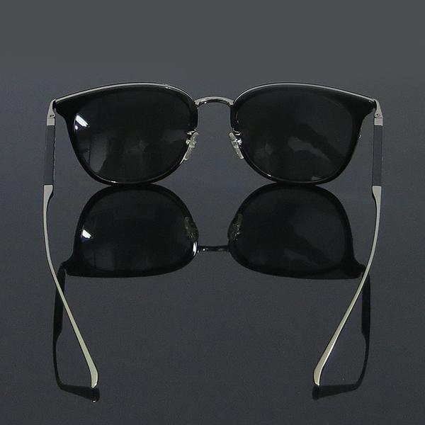 Ferragamo(페라가모) SF898SK 은장 투톤 블랙 측면 로고 뿔테 선글라스 [동대문점] 이미지4 - 고이비토 중고명품