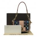 Louis Vuitton(루이비통) M40306 모노그램 멀티 컬러 블랙 파띠 숄더백 [부산센텀본점]