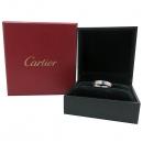 Cartier(까르띠에) B4085100 18K 화이트 골드 미니 러브링 반지 - 11.5호 [인천점]