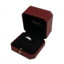 Cartier(까르띠에) B4084749 18K 화이트골드 러브링 반지 - 9호 [부산센텀본점]