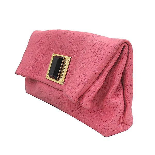 Louis Vuitton(루이비통) M40501 라이트 핑크 컬러 모노그램 알테어 한정판 파우치 [부산센텀본점] 이미지2 - 고이비토 중고명품
