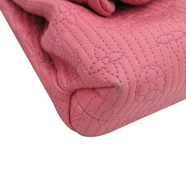 Louis Vuitton(루이비통) M40501 라이트 핑크 컬러 모노그램 알테어 한정판 파우치 [부산센텀본점] 이미지5 - 고이비토 중고명품