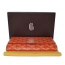 GOYARD(고야드) 스페셜 오렌지  컬러 장지갑