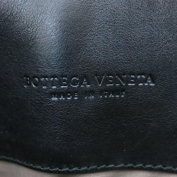 BOTTEGAVENETA (보테가베네타) 337092 블랙 컬러 인트레치아토 브리프 케이스 남성용 서류가방 [부산센텀본점] 이미지4 - 고이비토 중고명품