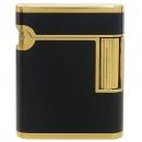 Dupont(듀퐁) 블랙 오닉스 금장 배색 라이터 [강남본점]