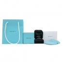 Tiffany(티파니) 18K 핑크골드 T 컬렉션 반지 - 18.5호 [부산센텀본점]