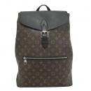 Louis Vuitton(루이비통) M40637 모노그램 마카사르 캔버스 포크 파크 백팩 [대구반월당본점]