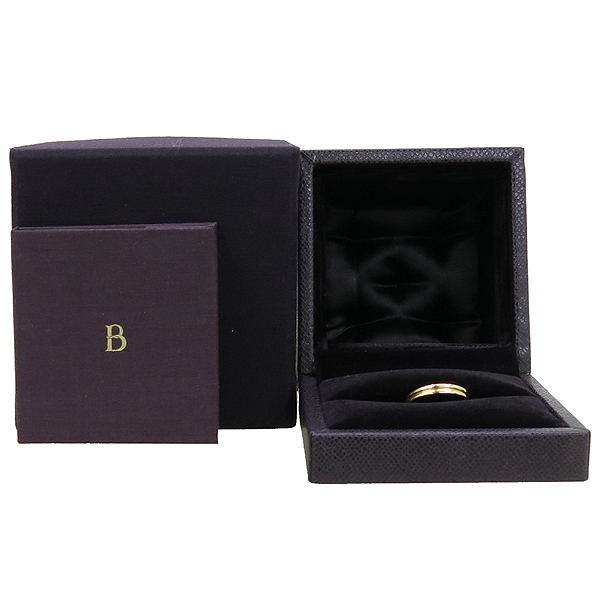 BOUCHERON(부쉐론) 18K(750) 핑크골드 고드롱 반지 - 10호 [강남본점]