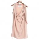 VALENTINO(발렌티노) 핑크 컬러 매듭 장식 여성용 민소매 원피스 [강남본점]
