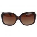 Chanel(샤넬) 5171-A 브라운 측면 은장 로고 리본 장식 뿔테 선글라스 [대전시청점]