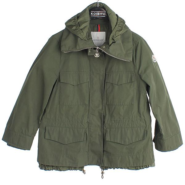 MONCLER(몽클레어) PAQUERETTE 카키 컬러 여성용 자켓 [대구동성로점]