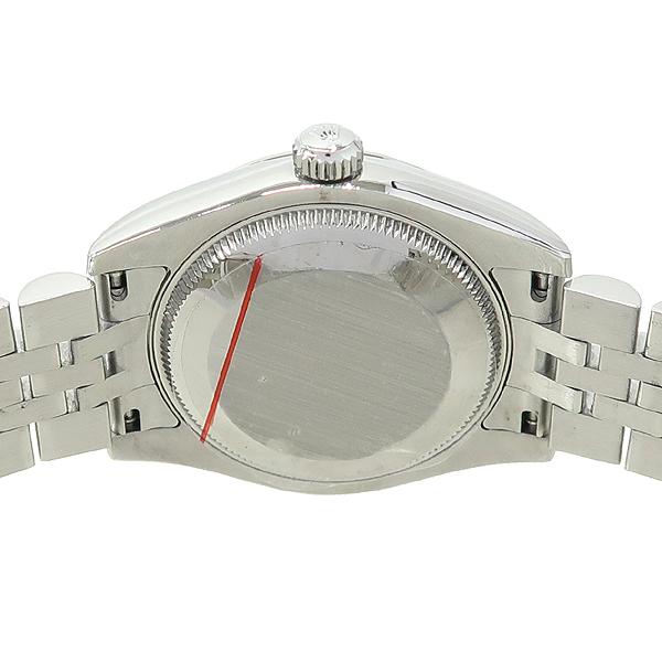 Rolex(로렉스) 178274 DATEJUST 데이트저스트 31MM 10포인트 다이아 블랙 다이얼 스틸  여성용 시계 [강남본점] 이미지4 - 고이비토 중고명품