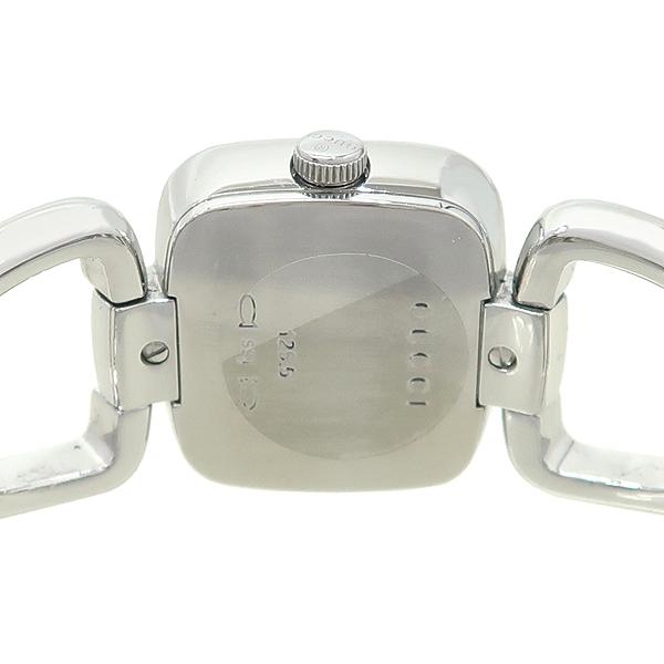 Gucci(구찌) YA125502 125.5 자개판 3포인트 스틸 여성용 시계 [강남본점] 이미지4 - 고이비토 중고명품