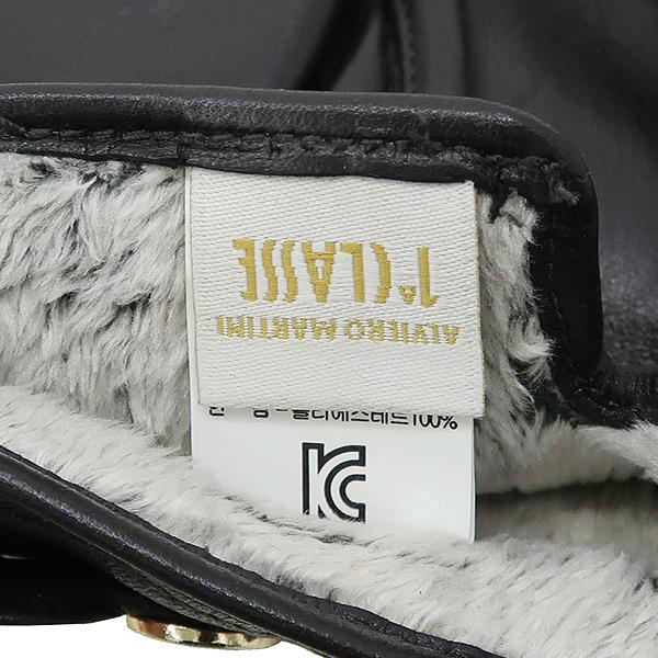 ALVIERO MARTINI (알비에로 마르티니) 다크브라운 레더 장갑 [강남본점] 이미지5 - 고이비토 중고명품
