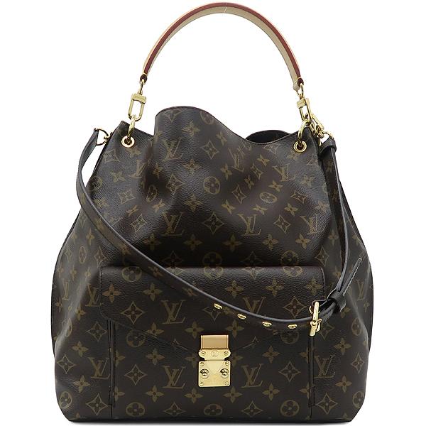 Louis Vuitton(루이비통) M40781 모노그램 캔버스 메티스 토트백 + 숄더스트랩 2WAY [강남본점] 이미지2 - 고이비토 중고명품