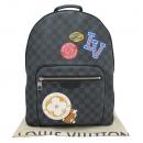 Louis Vuitton(루이비통) P00178 다미에 그라피트 캔버스 My LV World Tour 조쉬 백팩 [대구동성로점]