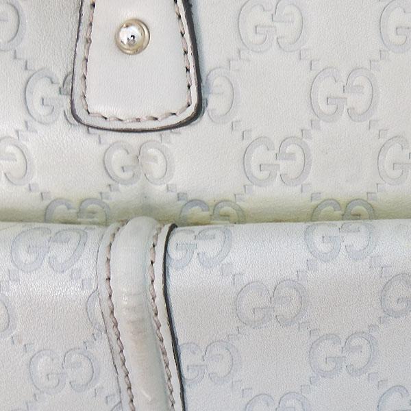 Gucci(구찌) 169938 시마 레더 뱀부 핸들 토트백 + 숄더 스트랩 2WAY [부산센텀본점] 이미지4 - 고이비토 중고명품